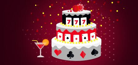 Получи бездепозитный подарок на свой день рождения в казино Mr Bit!