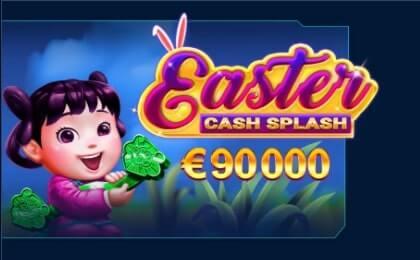 Соревнование Easter Cash с призовым фондом €90,000